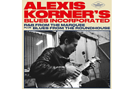 Alexis Korner - Blues Incorporated+Blues From The Roundhouse [CD]