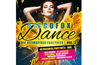 VARIOUS - Discofox Dance Vol.3 Die Ultimativen Party Hits [CD]