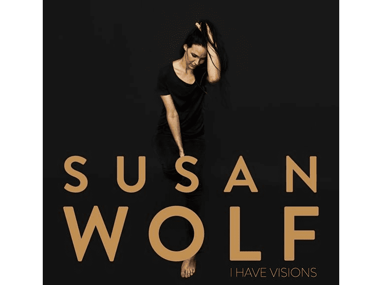 Susan Wolf - I Have Visions [CD]