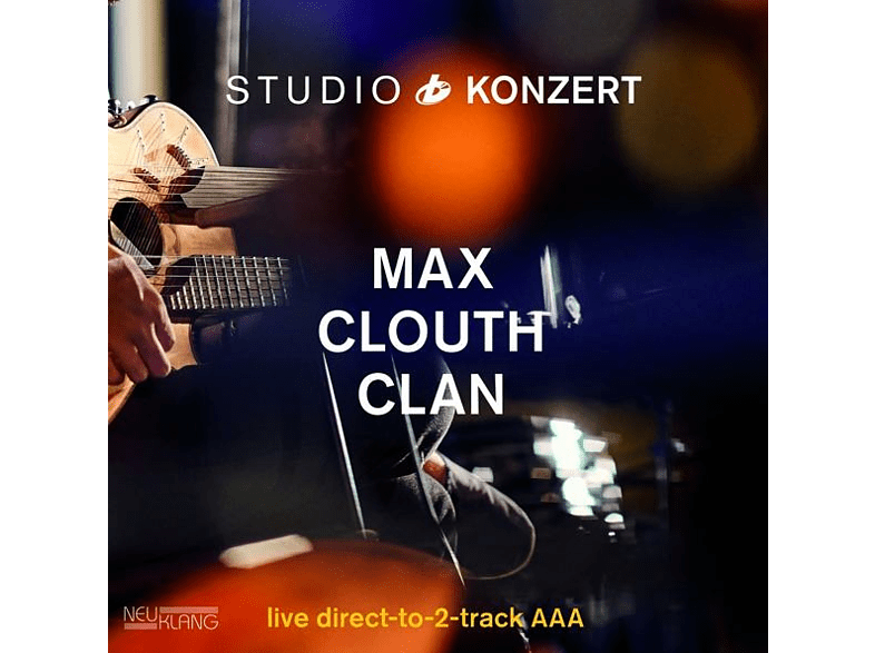 Max Clouth Clan - Studio Konzert [180g Vinyl Limited Edition] [Vinyl]