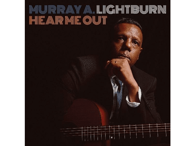 Murray A. Lightburn - Hear Me out [Vinyl]