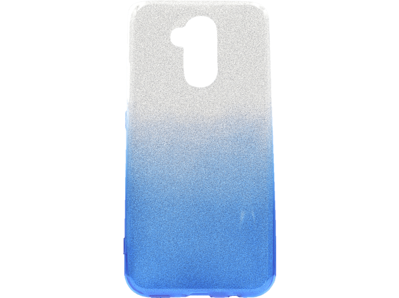 AGM 27448 Slope , Backcover, Huawei, Mate20 Lite, Polycarbonat/Thermoplastisches Polyurethan, Blau