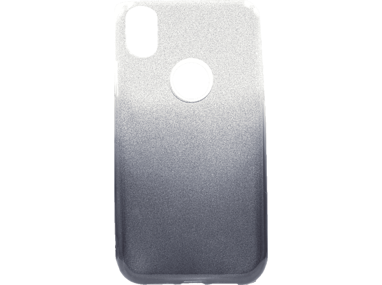 AGM 27516 Slope , Backcover, Apple, iPhone XR, Polycarbonat/Thermoplastisches Polyurethan, Smoked