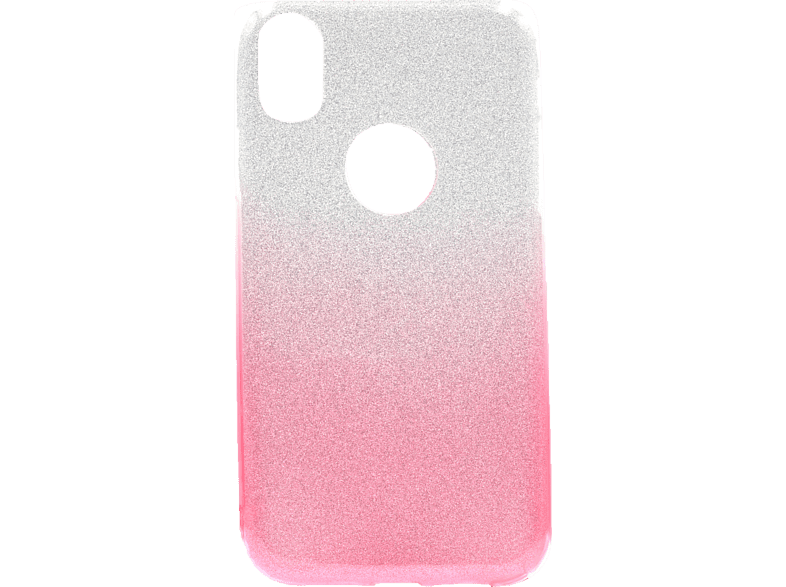 AGM 27518 Slope  , Backcover, Apple, iPhone XR, Polycarbonat/Thermoplastisches Polyurethan, Pink