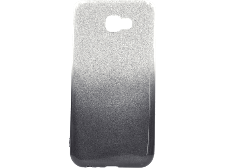 AGM 27450 Slope , Backcover, Samsung, J4+, Polycarbonat/Thermoplastisches Polyurethan, Smoked