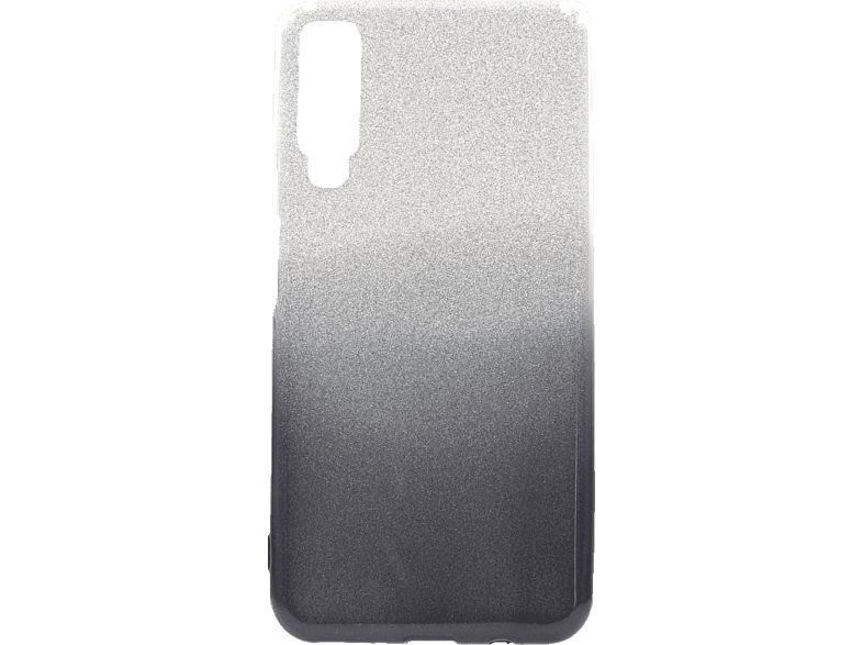 AGM 27443 Slope , Backcover, Samsung, A7 (2018), Polycarbonat/Thermoplastisches Polyurethan, Smoked