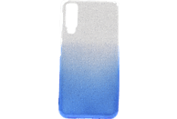 AGM 27445 Slope , Backcover, Samsung, A 7 (2018), Polycarbonat/Thermoplastisches Polyurethan, Blau
