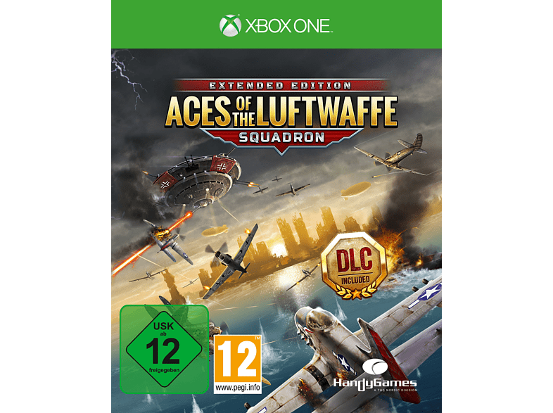 Aces of the Luftwaffe - Squadron Edition [Xbox One]
