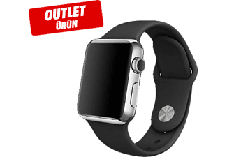 APPLE MJ4G2ZM/A Watch 38 mm Siyah Spor Kordon Outlet 1147619