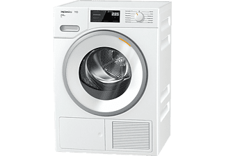 MIELE TWH620 WP Eco XL T1 White Edition, 9 kg Wärmepumpentrockner, A+++, Lotosweiß