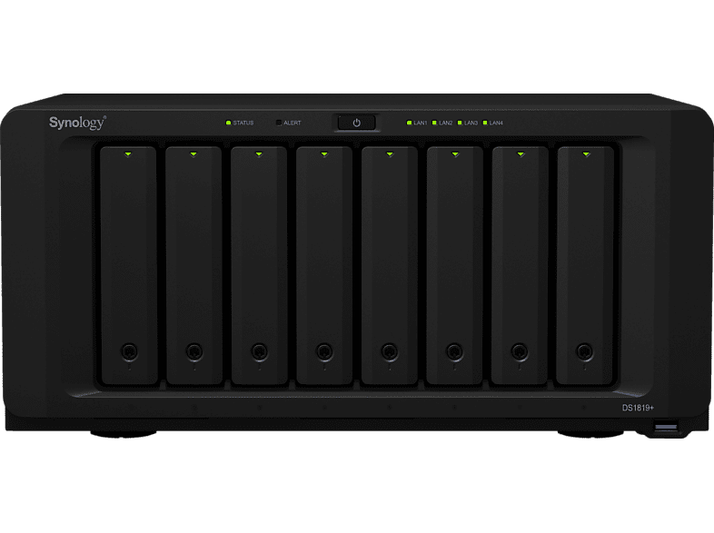 SYNOLOGY DS1819+  4 GB 3.5 Zoll