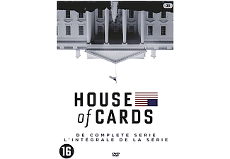 House Of Cards - Complete Series - DVD