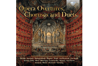 VARIOUS - OPERA OVERTURES CHORUSES AND DUETS [CD]