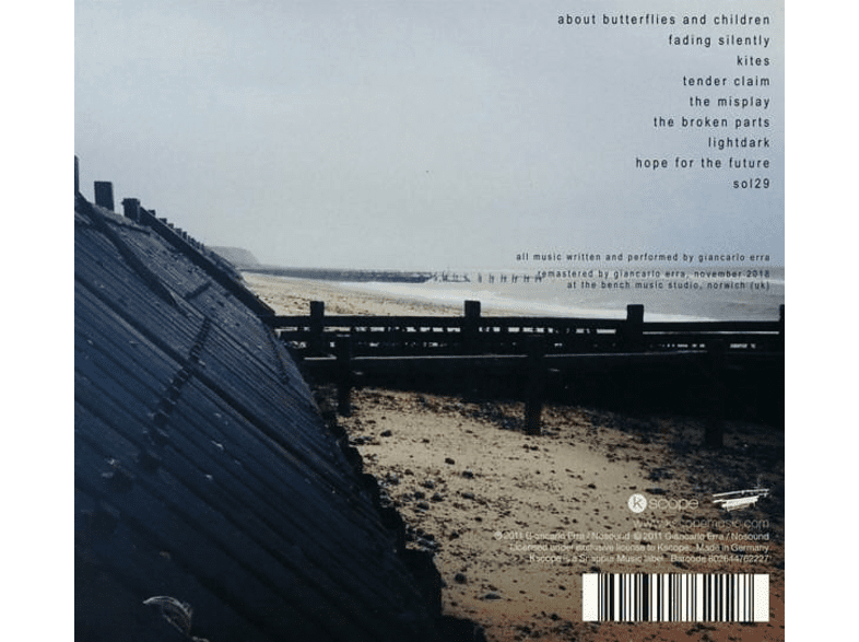 Nosound - The Northern Religion Of Things [CD]