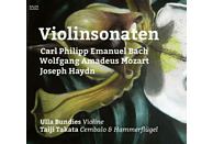 Ulla Bundies, Taiji Takata - Violinsonaten [CD]