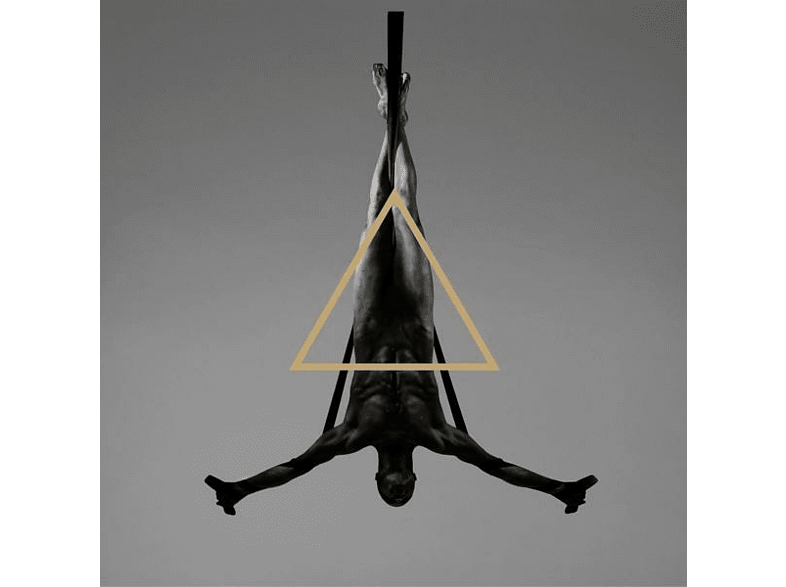 Schammasch - Triangle (Clear W/Black Splatter) [Vinyl]