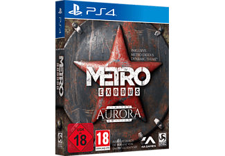 Metro Exodus Aurora Limited Edition für PlayStation 4