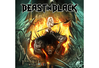 Beast In Black From Hell With Love (Deluxe Edition) Heavy Metal CD