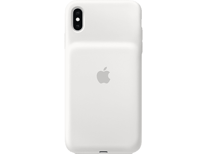 APPLE Smart Battery Case , Backcover, Apple, iPhone XS Max, Weiß