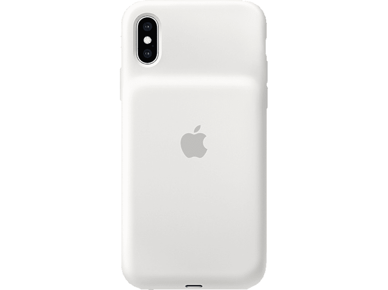 APPLE Smart Battery Case , Backcover, Apple, iPhone XS, Weiß