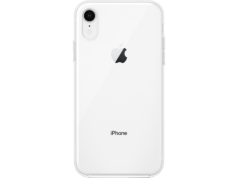 APPLE Clear Case , Backcover, Apple, iPhone XR, Transparent