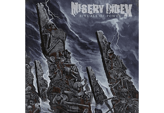 Misery Index - Rituals Of Power - (CD)