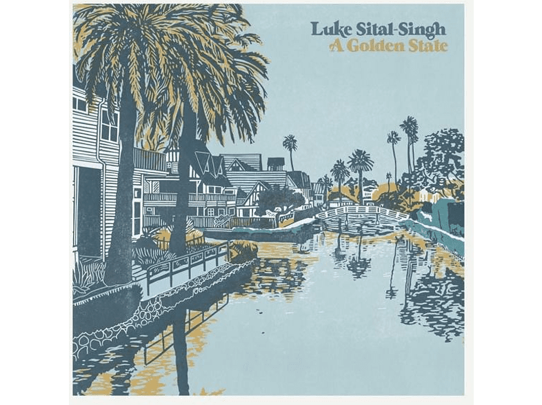 Luke Sital-singh - A Golden State [CD]
