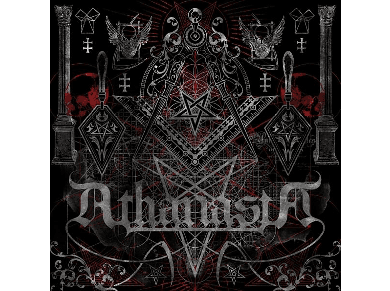Athanasia - The Order Of The Silver Compass (Picture Vinyl) [Vinyl]