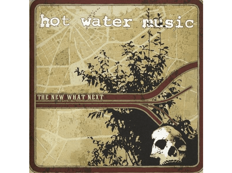Hot Water Music - The New What's Next [Vinyl]