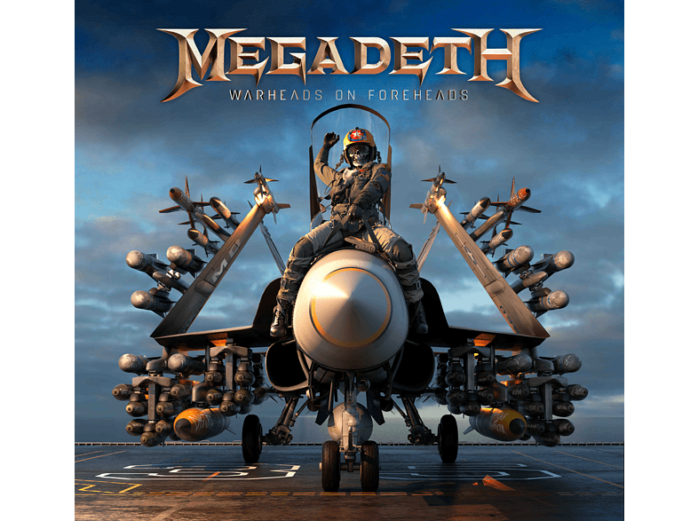 Megadeth - Warheads On Foreheads [Vinyl]
