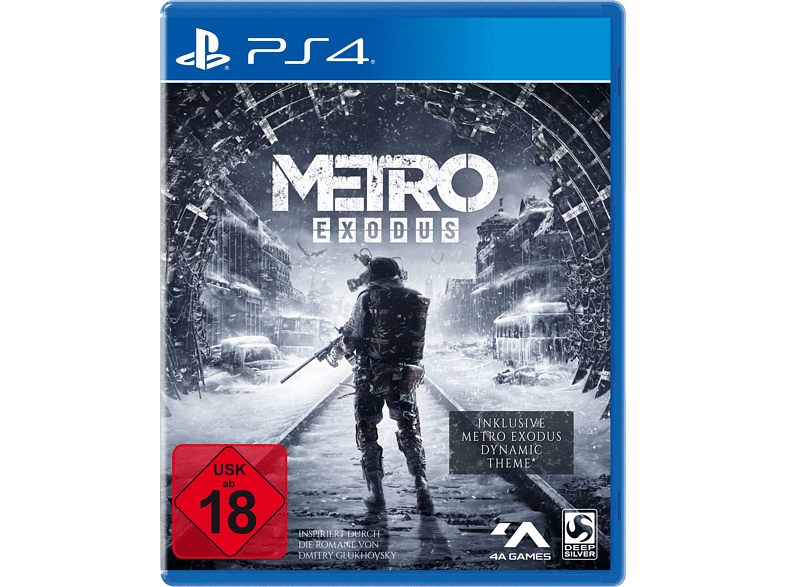 Metro Exodus - Day One Edition [PlayStation 4]