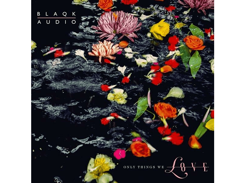 Blaqk Audio - Only Things We Love (Flower Picture Disc) [Vinyl]