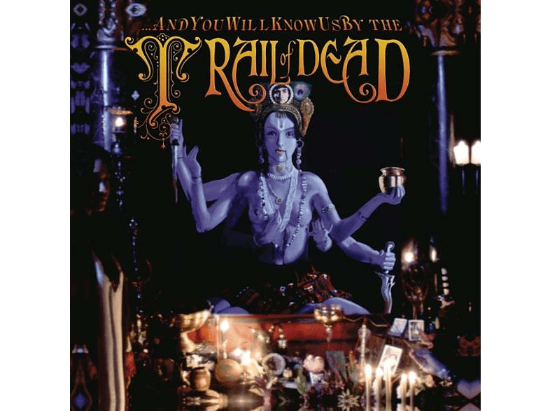 And You Will Know Us By The Trail Of Dead - Madonna (2013 Re-Issue) [CD]