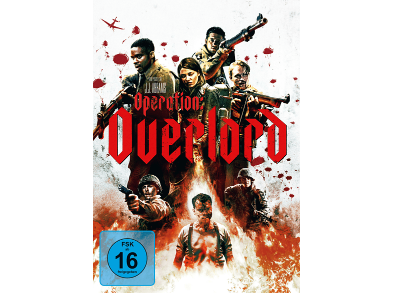 Operation: Overlord [DVD]