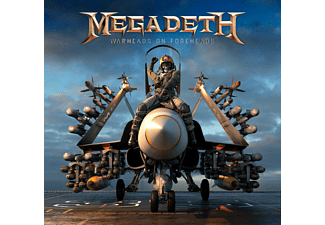 Megadeth - Warheads on Foreheads CD