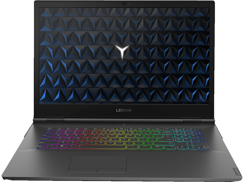 LENOVO Legion Y740-17, Gaming Notebook, Core i7 Prozessor, 256 GB SSD, 1 TB HDD, GeForce RTX 2070 Max-Q, Schwarz | 00193268881174