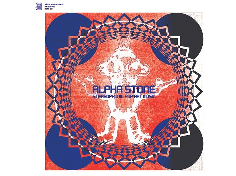 Alphastone - Stereophonic Pop Art Music [Vinyl]