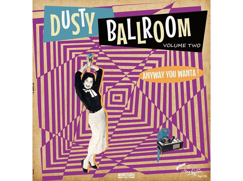 VARIOUS - Dusty Ballroom 02-Anyway You Wanta! [Vinyl]