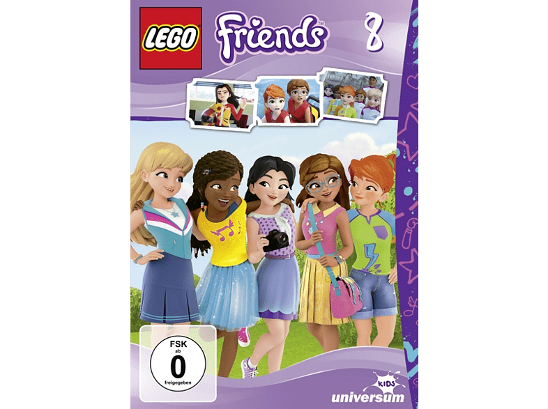 LEGO Friends DVD 8 [DVD]