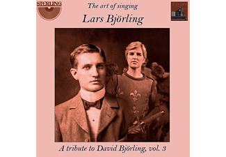 Björling,Lars/Ebert,Harry/Carlsson,Lilian/+ - The art of singing-Lars Björling - (CD)