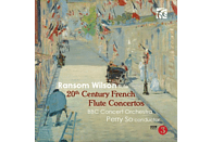 Wilson,Ransom/BBC Concert Orchestra/SO,Perry - 20th Century French Flute Concertos [CD]