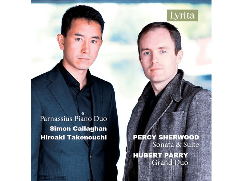 Callaghan Simon-takenouchi Hiroaki - Percy Sherwood & Hubert Parry Piano Duos [CD]