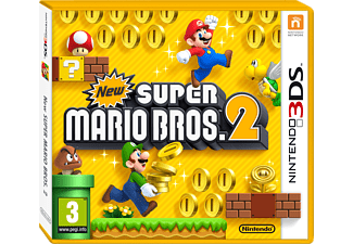 3DS - New Super Mario Bros. 2 /I