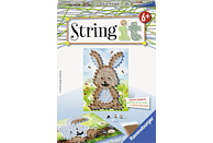 RAVENSBURGER String it Mini: Rabbit String It, Mehrfarbig