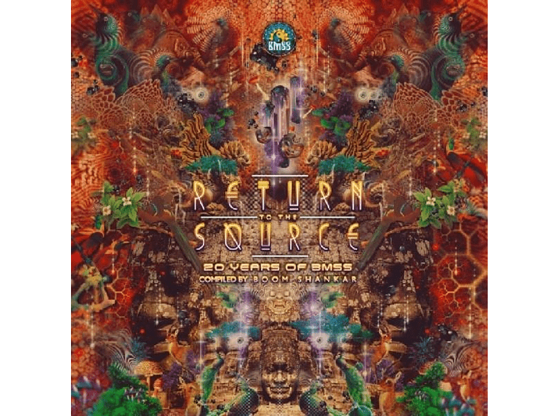 VARIOUS - Return To The Source [CD]