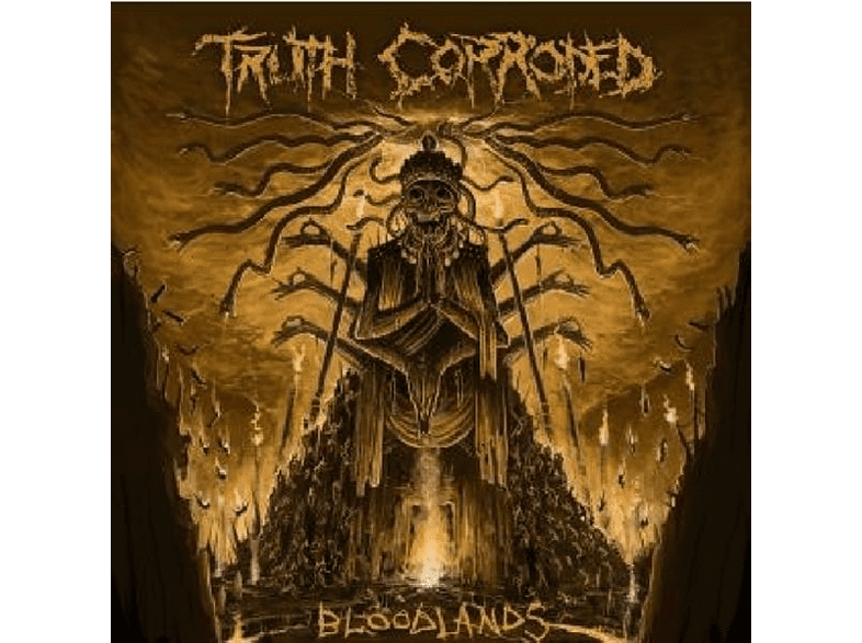 Truth Corroded - Bloodlands [CD]