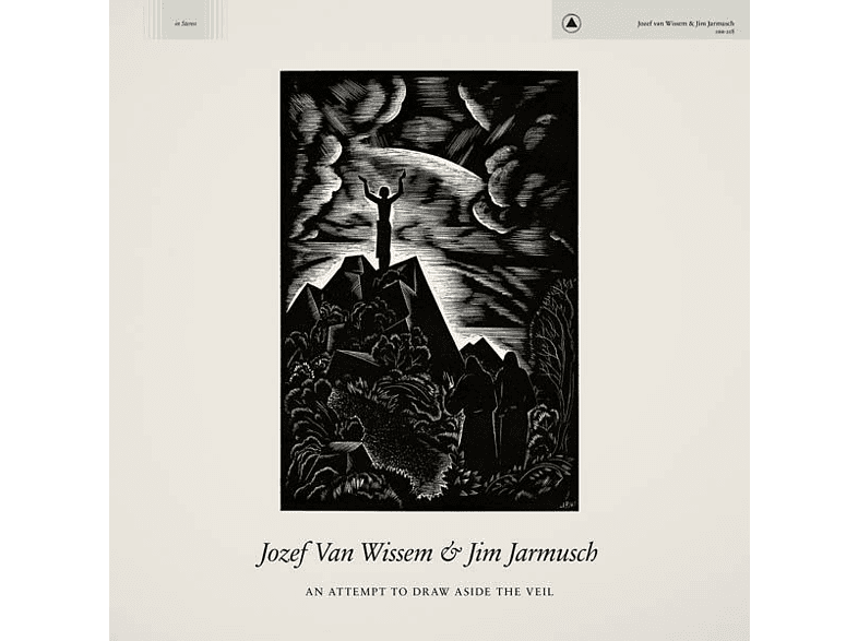 Jarmusch, Ji, & Jozef Van Wissem - An Attempt To Draw Aside The Veil [Vinyl]