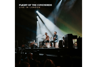Flight Of The Conchords - Live In London [Vinyl]