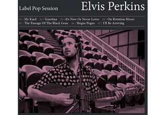 Elvis Perkins - Session Label Pop [CD]