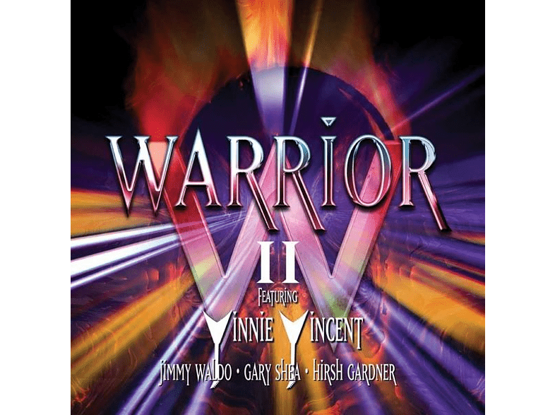 Vinnie Warrior/vincent - Warrior II (Expanded 2 CD Edition) [CD]